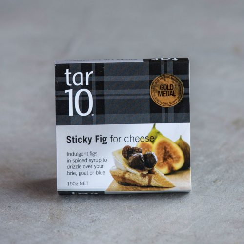 Tar 10 Sticky Fig for Cheese