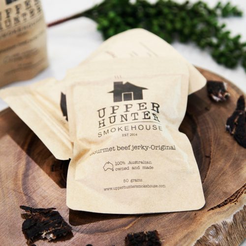Gourmet Beef Jerky upper hunter steakhouse