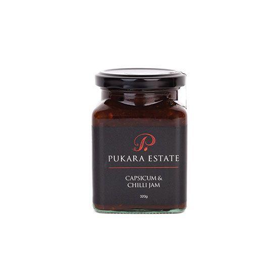 Pukara Estate Capsicum & Chilli Jam