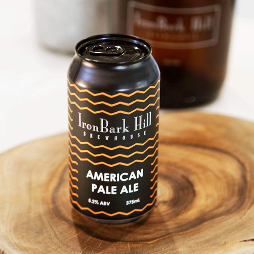 Iron Bark Hill Brewhouse American Pale Ale