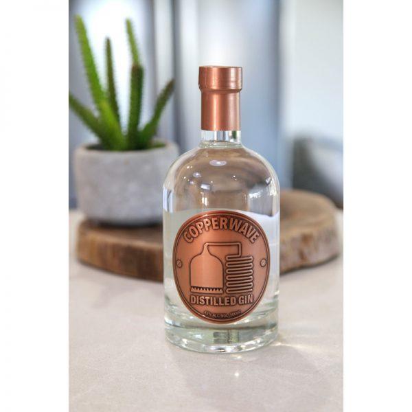 Copperwave Distilled Gin