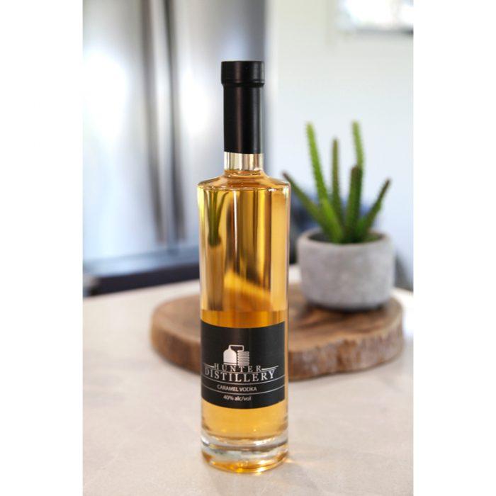 Hunter Distillery Caramel Vodka