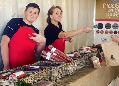 Newcastle Markets Hampers of the Hunter Valley