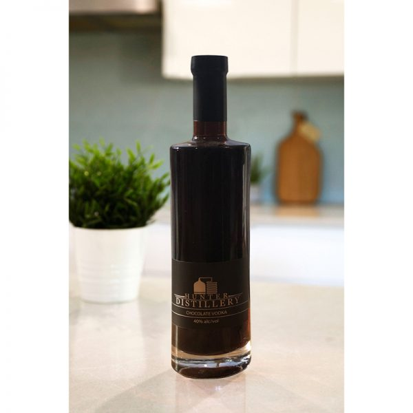 Hunter Distillery Chocolate Vodka