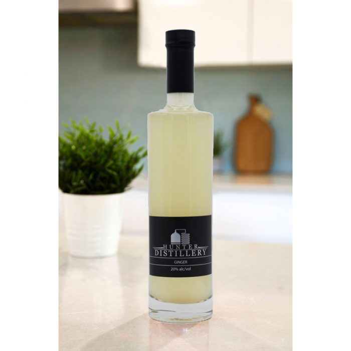 Hunter Distillery Ginger Liqueur