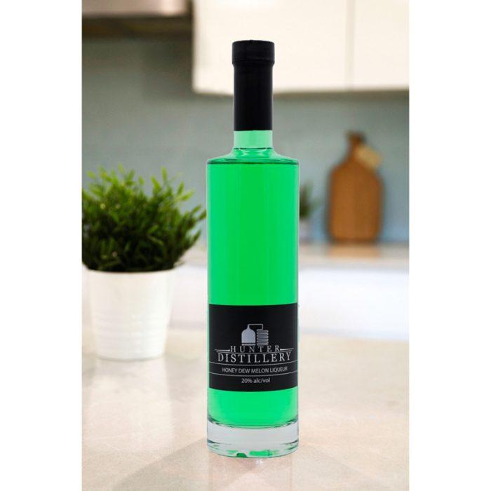 Hunter Distillery Honey Dew Melon Liqueur