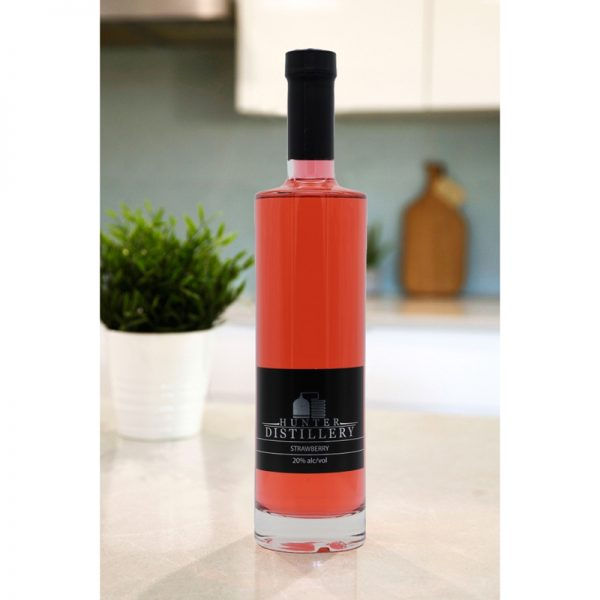 Hunter Distillery Strawberry Liqueur