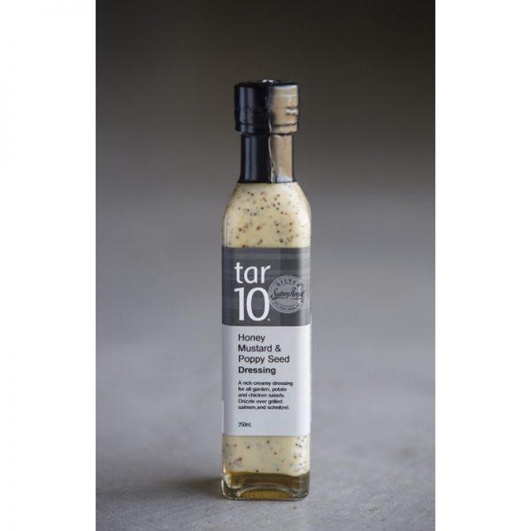 Tar 10 Honey Mustard & Poppy Seed Dressing