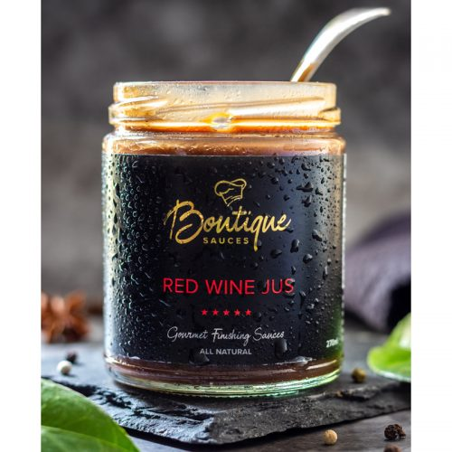 Boutiue Sauces Red Wine Jus