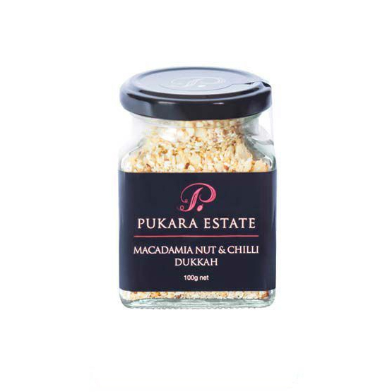 Macadamia Nut & Chilli Dukkah