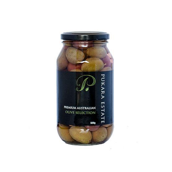 Pukata Estate Olive Selection