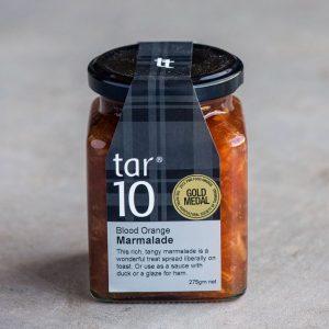 tar 10 Blood Orange Marmalade