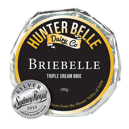 Hunter Belle Cheese Briebelle