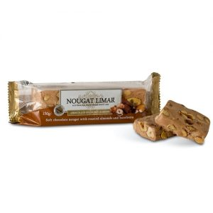 Nougat Limar Chocolate Almond & Hazelnut Nougat