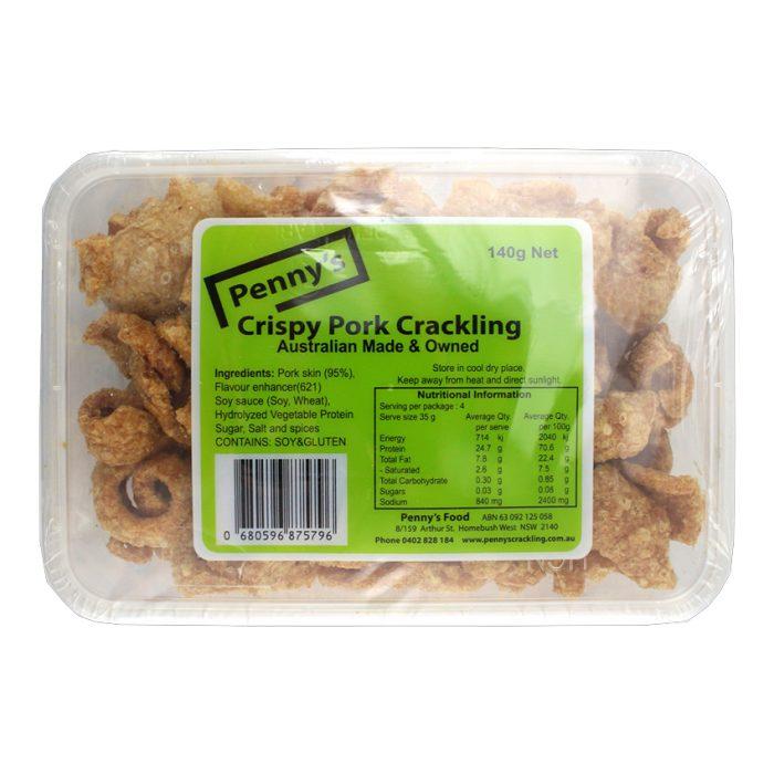 Penny's Pork Crackling Original
