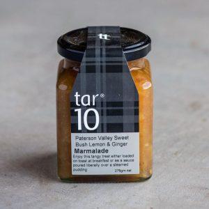 Tar10 Lemon & Ginger Marmalade