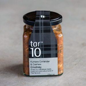 Tar10 Kumara Coriander & Cashew Chutney
